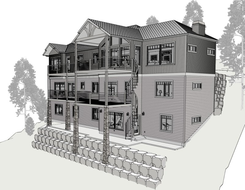 Home Design Software Coeur D 39 Alene Hayden Idaho With Chief Architect Software